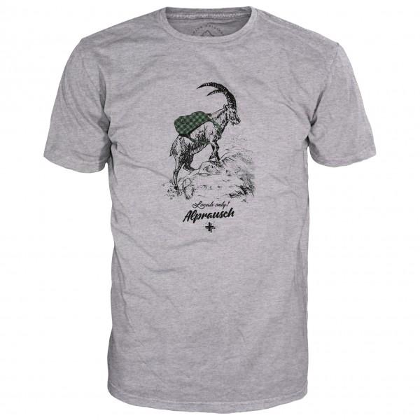 Alprausch - Wanderbock T-Shirt - T-shirt