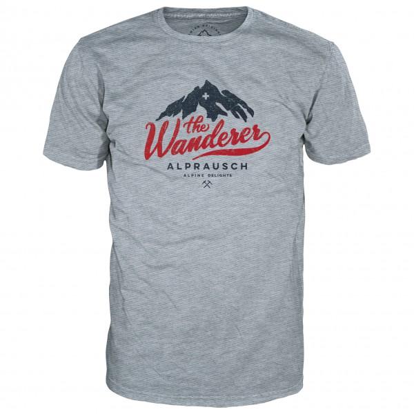Alprausch - Wandervogel T-Shirt
