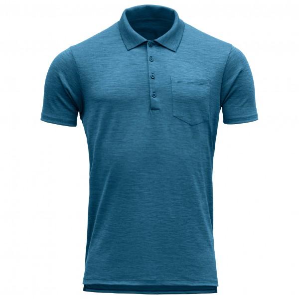 Devold - Grip Pique Shirt with Pocket - Kragtröja