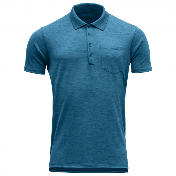 Devold - Grip Pique Shirt with Pocket - Polo-shirt