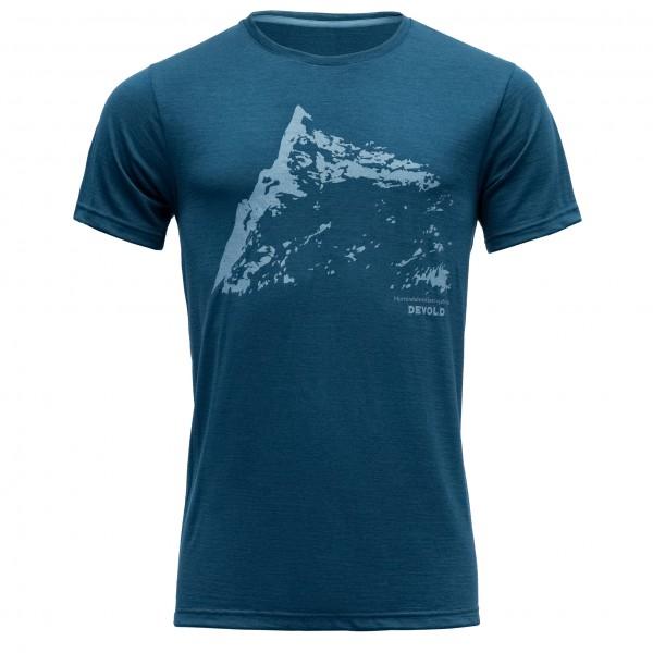 Devold - Hornindalrokken Tee - T-Shirt
