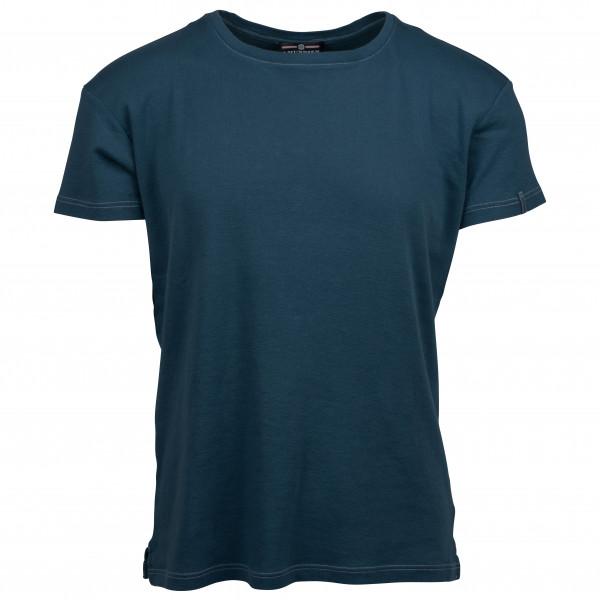 Amundsen Sports - Summer Wool Tee Garment Dyed - T-shirt