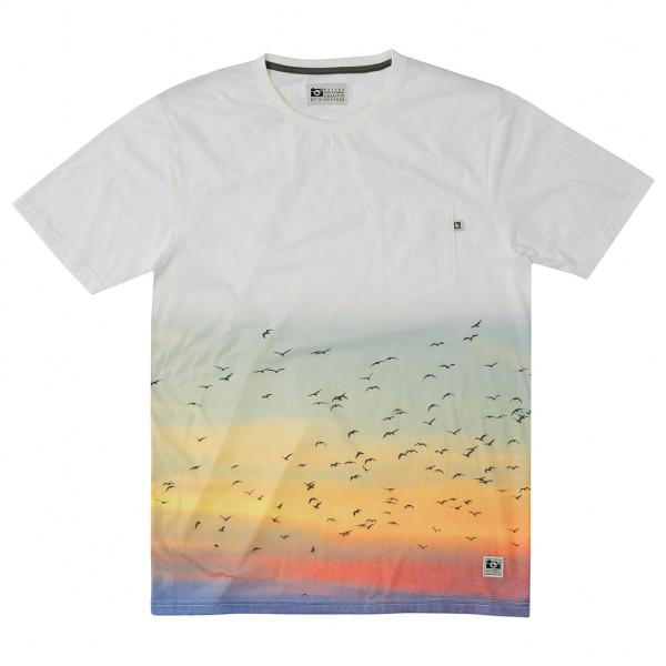 Hippy Tree - Flock Tee - T-shirt