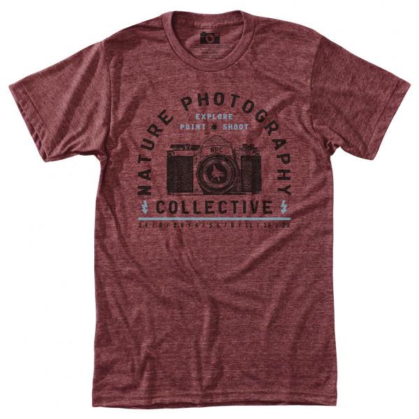 Hippy Tree - F-Stop Tee - T-skjorte