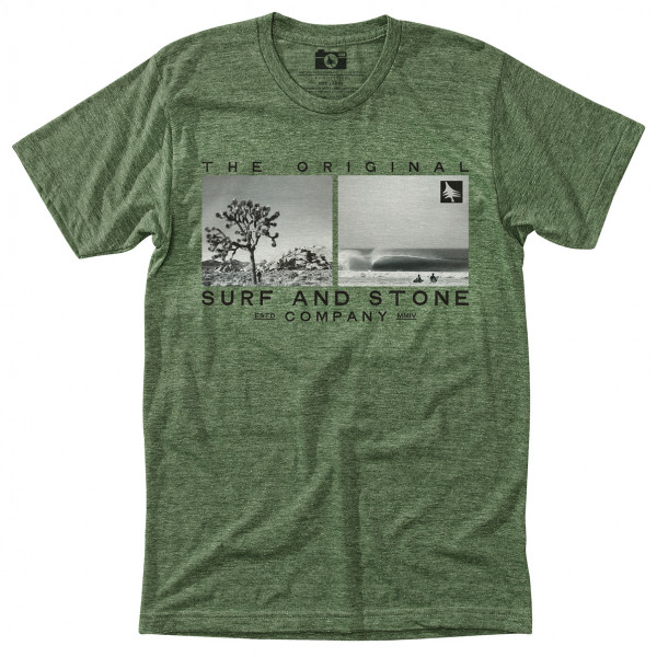 Hippy Tree - Outlier Tee - T-Shirt