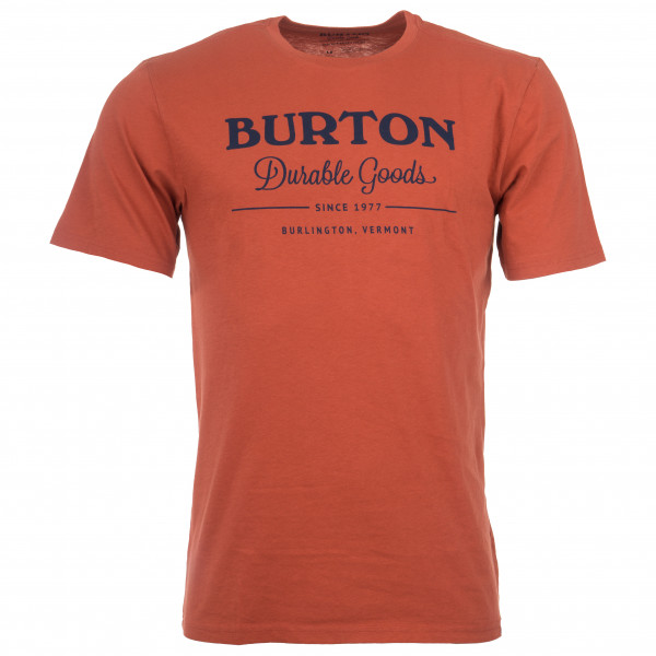 Burton - Durable Goods S/S - T-skjorte