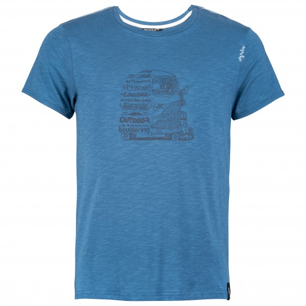 Chillaz - Lettering Bus - T-shirt