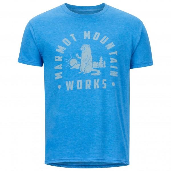 Marmot - Chordata Tee S/S - Camiseta de manga corta
