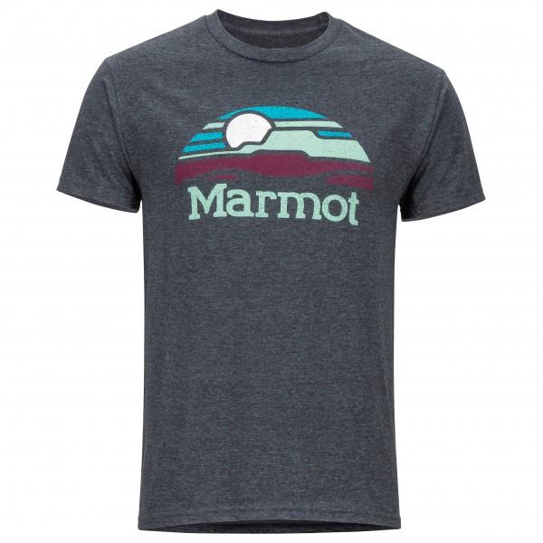 Marmot - Lunamesa Tee S/S - Camiseta de manga corta