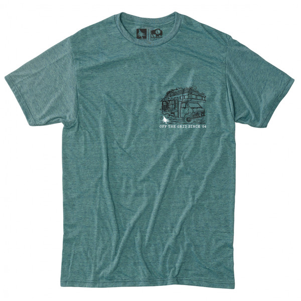 Hippy Tree - Roadside Tee - T-skjorte