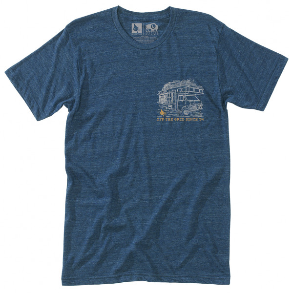 Hippy Tree - Roadside Tee - T-shirt