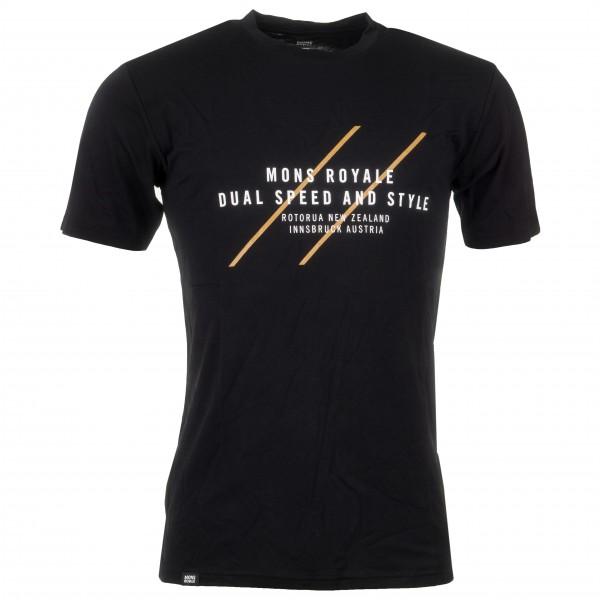 Mons Royale - Icon T-Shirt Dual Crank DSS - T-shirt