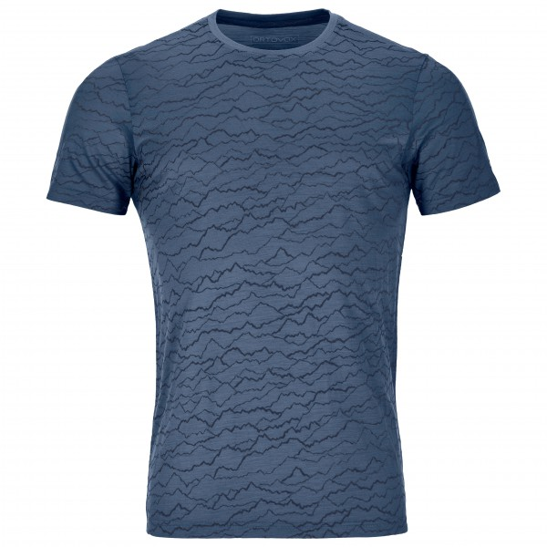 Ortovox - 120 Tec Mountainlines T-Shirt - T-shirt