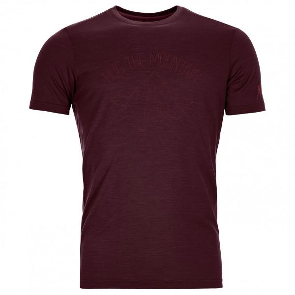 Ortovox - 150 Cool Hug T-Shirt - T-paidat