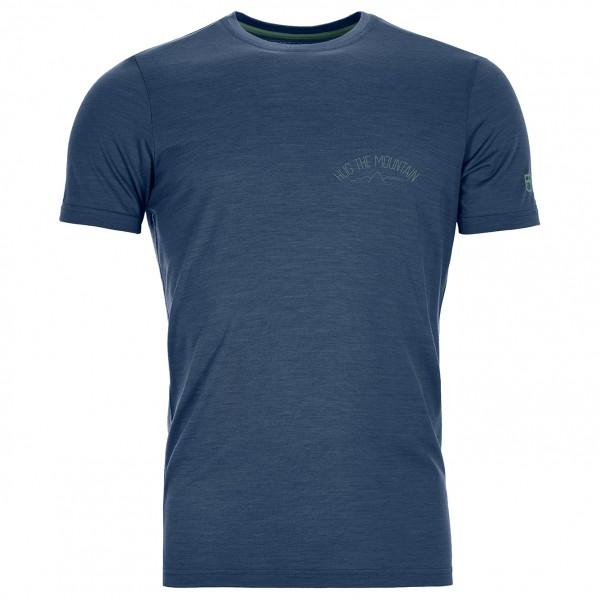 Ortovox - 150 Cool Rules T-Shirt - T-paidat