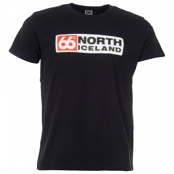66 North - Logn Long Logo T-Shirt - T-shirt