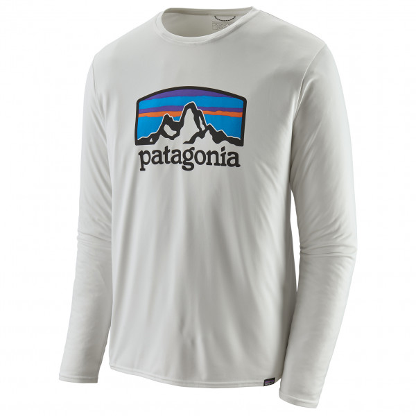 Patagonia - L/S Cap Cool Daily Graphic Shirt - Funktionsshirt