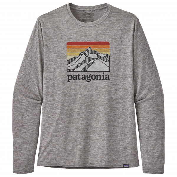 Patagonia - L/S Cap Cool Daily Graphic Shirt - Sport shirt