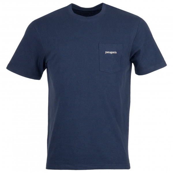 Patagonia - Line Logo Ridge Pocket Responsibili Tee - T-shirt