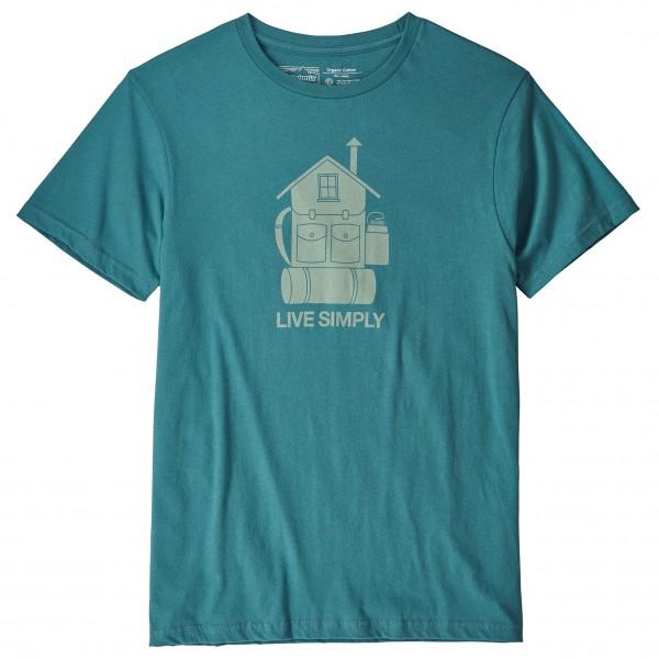 Patagonia - Live Simply Home Organic T-Shirt - T-shirt