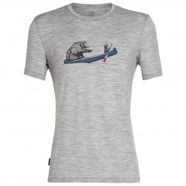Icebreaker - Tech Lite S/S Crewe Canoe Companions - T-Shirt