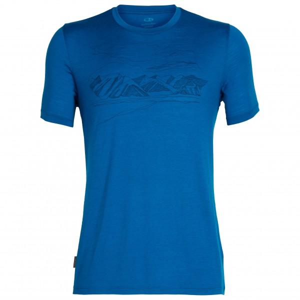 Icebreaker - Tech Lite S/S Crewe Coronet Peak - T-shirt