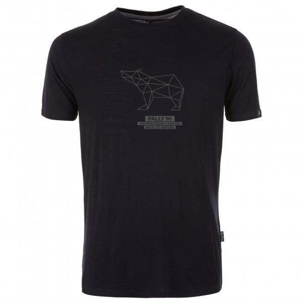 Pally'Hi - T-Shirt Abstraction Traction - Camiseta de manga corta