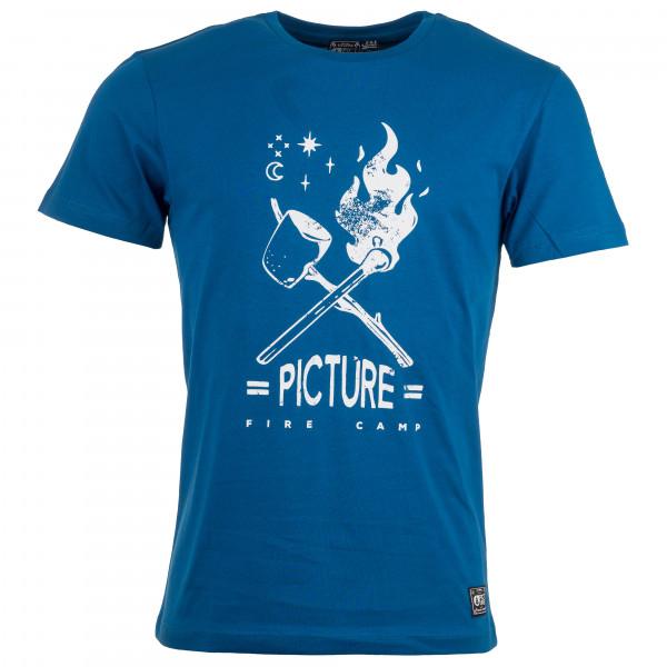 Picture - FIRE CAMP - T-skjorte