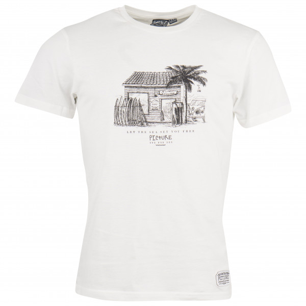 Picture - SURF CLUB - T-shirt