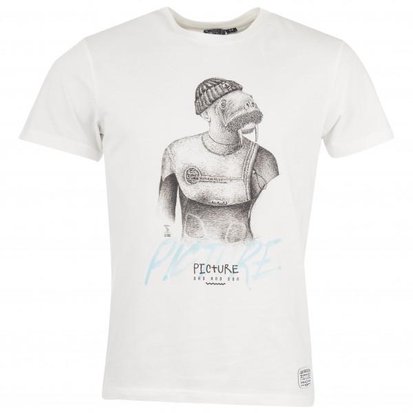 Picture - WALRUS MAN - T-shirt