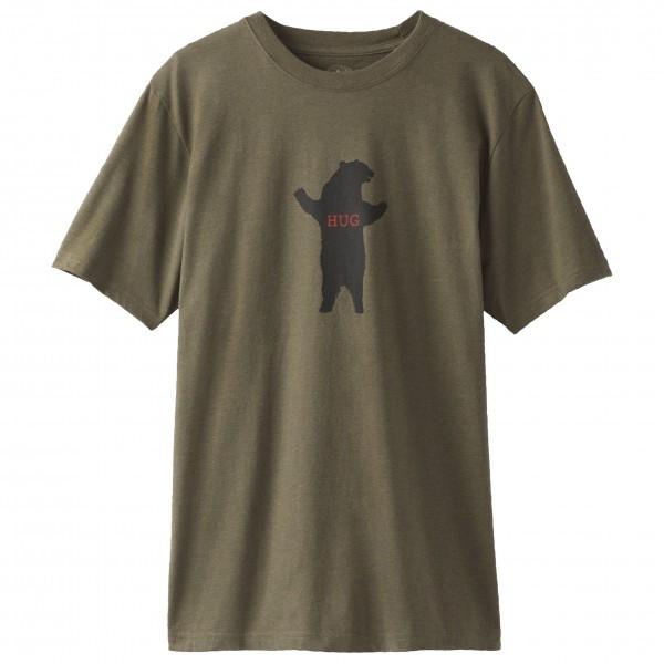 Prana - Bear Hug S/S T-Shirt