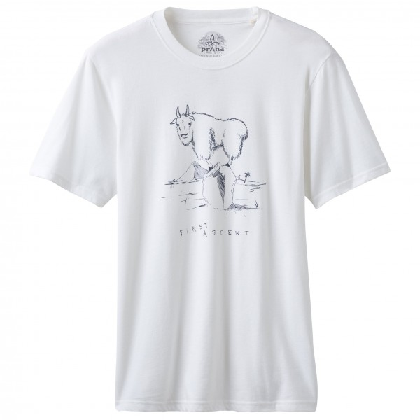 Prana - Flatrock S/S T-Shirt - T-shirt
