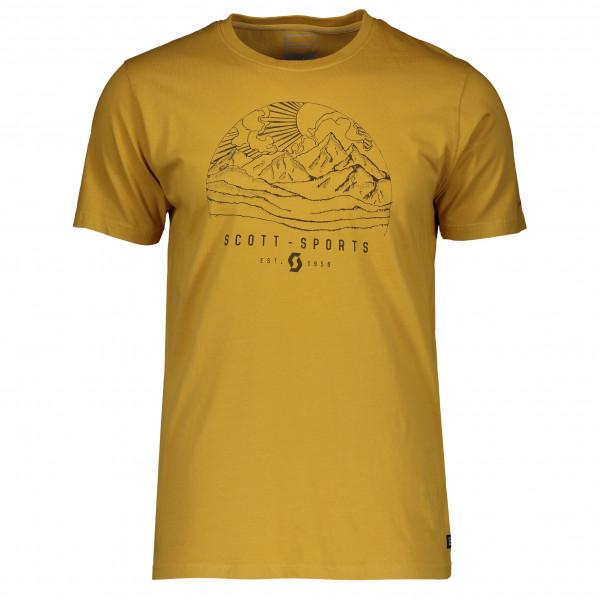 Scott - Tee 20 Graphic Dye S/Sl - T-shirt