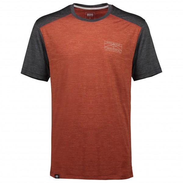 Mons Royale - Huxley Hike T - T-shirt