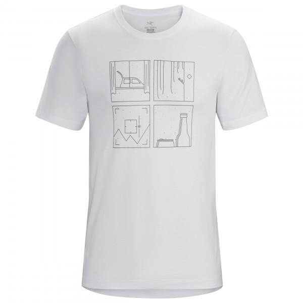 Arc'teryx - Quadrants T-Shirt S/S