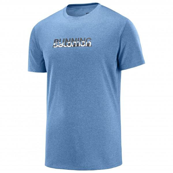 Salomon - Agile Graphic Tee - Joggingshirt
