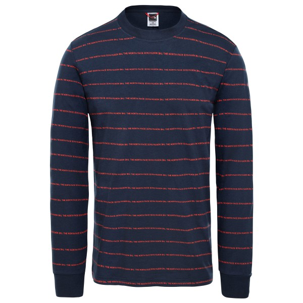 The North Face - L/S Stripes Tee - Longsleeve