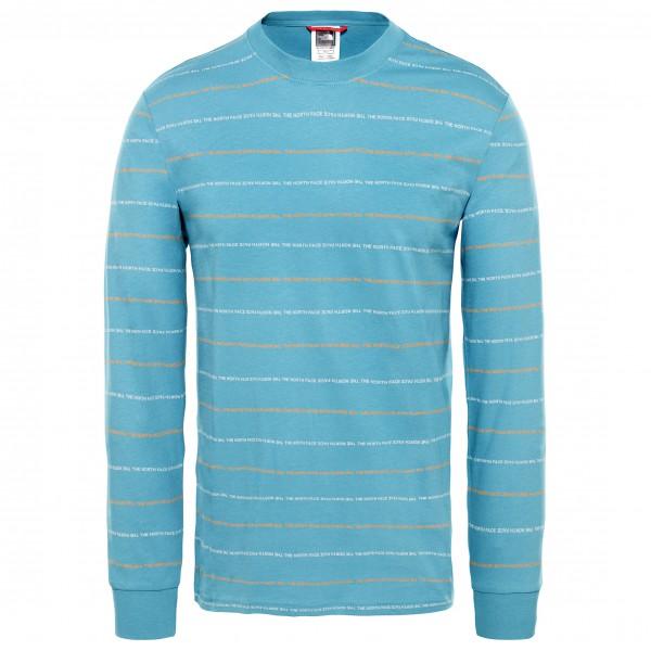The North Face - L/S Stripes Tee - Camiseta de manga larga