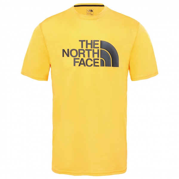 The North Face - Train N Logo Flex S/S Tee - Funktionströja
