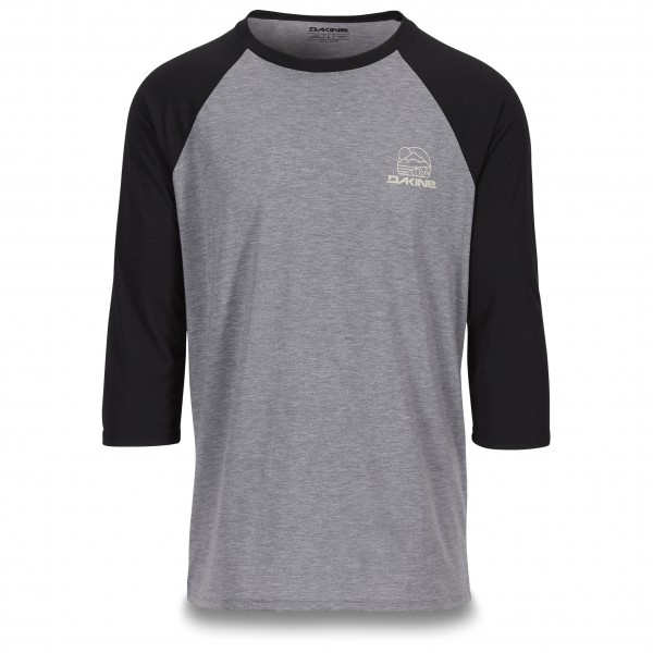 Dakine - Well Rounded 3/4 Raglan Tech T - Camiseta funcional