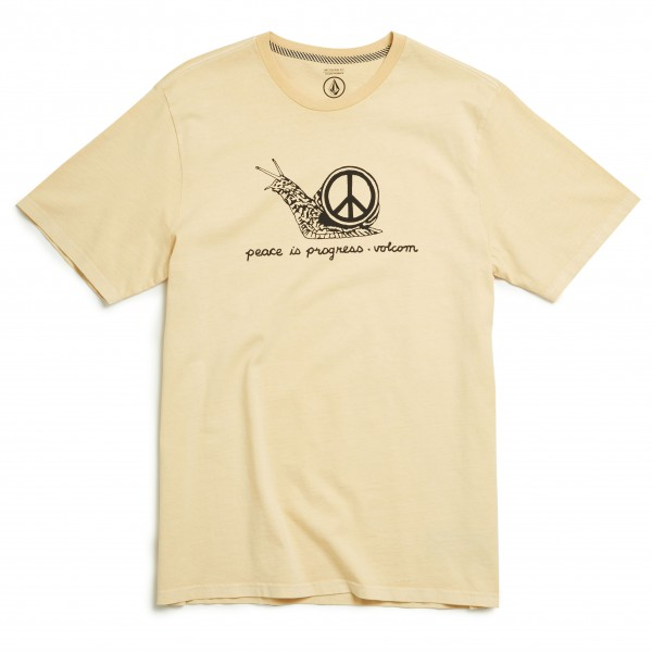 Volcom - Peaceisprogress S/S T - T-skjorte