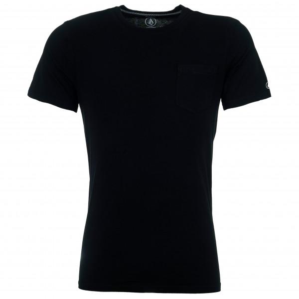 Volcom - Solid Pocket S/S Tee - T-shirt