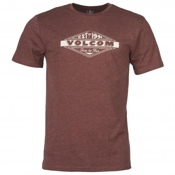 Volcom - Volcom Run Hth S/S - T-Shirt