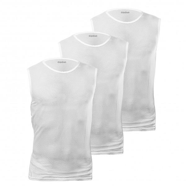 GripGrab - Ultralight Sleeveless Mesh Baselayer 3-Pack - Sport shirt