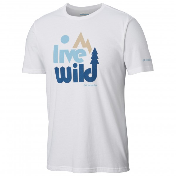 Columbia - Terra Vale Tee - T-shirt