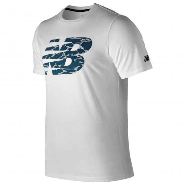 New Balance - Fill Heathertech T - Sport shirt