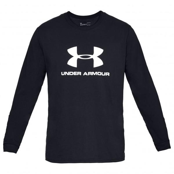 Under Armour - Sportstyle Logo L/S - Camiseta funcional