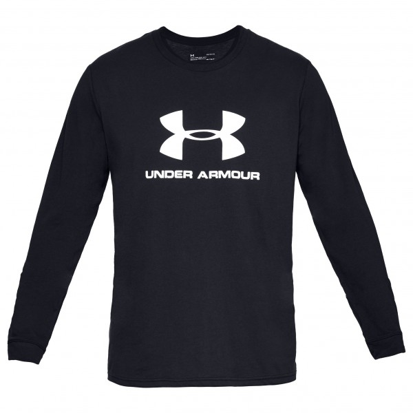 Under Armour - Sportstyle Logo L/S - Funktionströja