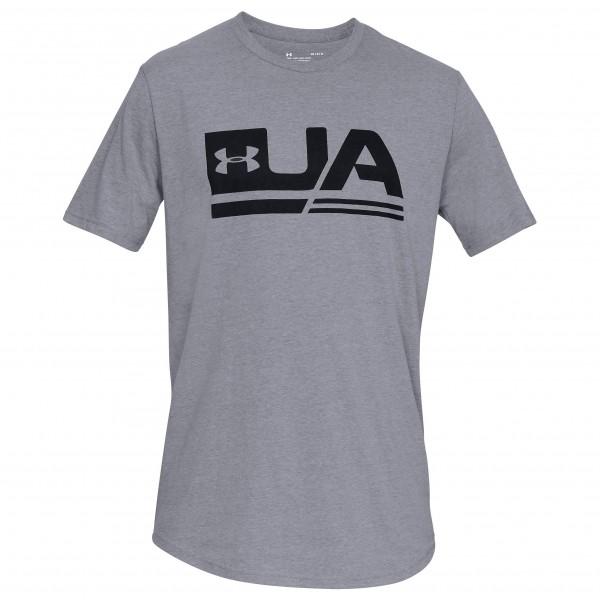 Under Armour - Sportstyle S/S Drop Hem - Sport shirt