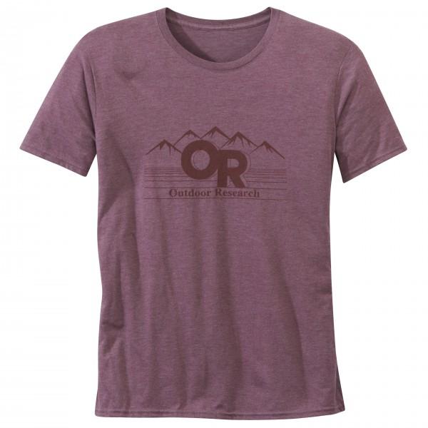 Outdoor Research - Advocate Tee - Camiseta de manga corta